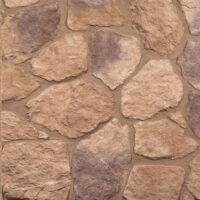 Πέτρα Επένδυσης Fieldstone Brown