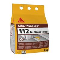 SikaMonoTop-112 MultiUse Repair Επισκευαστικό Minipack (Σακί 5Kg)