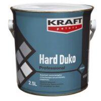 Kraft Hard Duko White (Δοχείa 0,75Lt & 2,5Lt)