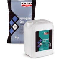 Kraft Hydroguard Elastic Τσιμεντοειδές σύστημα στεγανοποίησης Set (A+B)
