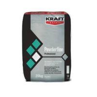 Kraft Powderfine Στόκος σπατουλαρίσµατος εσωτερικού Λευκός