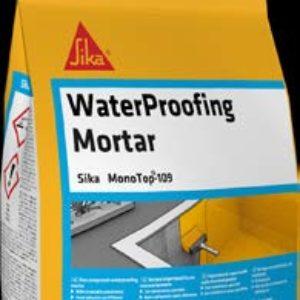 Sika Minipack MonoTop®-109 WaterProofing Στεγανοποιητικό (Σακί 5Kg)