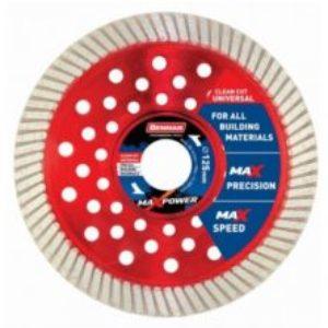 Διαμαντόδισκος Clean Cut Universal Benman MaxPower Φ125 X 2,0 X 12mm