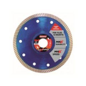 Διαμαντόδισκος Turbo Cut Ceramic Benman MaxPower Φ125 X 1,2 X 0,7mm