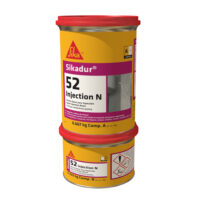 Sikadur 52 Injection (A+B) 1Kg