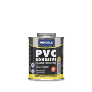 Κόλλα Pvc Mercola Adhesive Clear 250ml