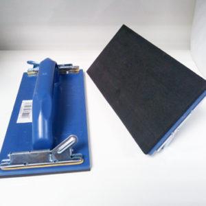 Τριβείο Πατόχαρτο χειρός με ελατήριο 22cm x 11cm
