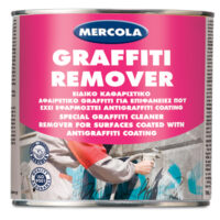 Mercola Graffiti Remover καθαριστικό graffiti (Δοχείο 1Lt)