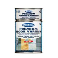 Mercola Premium Floor Varnish 2K (Set)