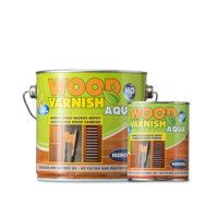 Mercola Wood Varnish Aqua Gloss - Satin (750ml & 2,5lt)