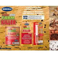 Mercola XyloFarm Aqua Killer (20ml -150ml -750ml & 2,5lt)