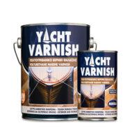 Mercola Yacht Varnish  Gloss - Satin (750ml & 2,5lt)