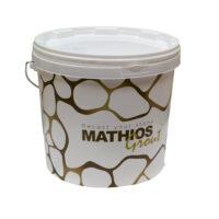 Έγχρωμος Αρμός Πέτρας Mathios Grout