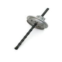 Φρέζα μεταλλική στηριγμάτων θερμοπρόσοψης τρυπάνι 10 χ 65mm