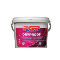Dryproof PGP Elastic Fibrated Ελαστομερές επαλειφόμενο ενισχυμένο με ίνες
