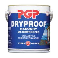 PGP DRYPROOF MASONRY WATERPROOFER Τσιμεντοειδές στεγανωτικό επίχρισμα