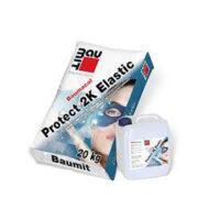 Baumit Baumacol Protect 2K Elastic (20+8) (Set 28kg) Τσιμεντοειδές 2 Συστατικών Στεγανωτικό