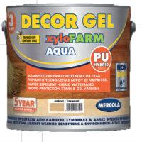 Mercola Decor XyloFarm Aqua Gel (750ml & 2,5lt)